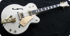 Gretsch-White Falcon 7594-1975-White