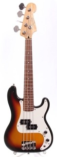Fender Precision Bass Mini Mpb 33  1992 Sunburst