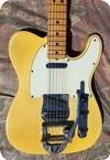 Fender-Telecaster Bigsby-1972-Blonde