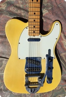 Fender Telecaster Bigsby 1972 Blonde