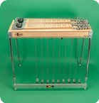 MSA Classic Pedal Steel Guitar 1977 Natural