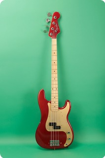 Fender Precision Bass 1958 Red