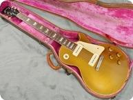 Gibson Les Paul Standard Goldtop 1953 Gold