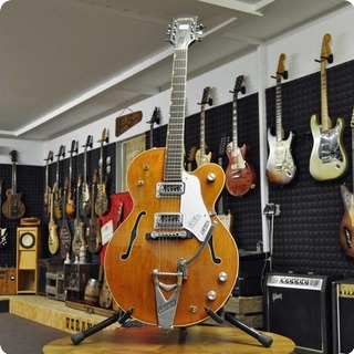 Gretsch Chet Atkins Tennessean 1972 Orange