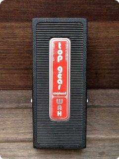Top Gear London Wah 1970 Black