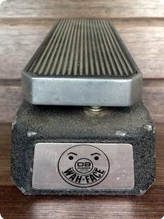 Dallas Arbiter Wah Face 1970 Silver