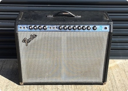 Fender Modified Pro Reverb John Squire Stone Roses 1979 Silverface