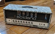 Soldano Super Overdrive 100 1989 Snakeskin