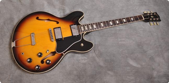 Gibson Es 335 Td 1977 Sunburst