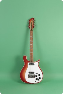 Rickenbacker Model 620 1961 Fireglo