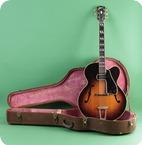 Gibson L7 C 1951 Sunburst