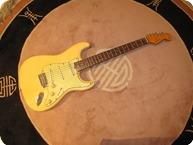 Fender Stratocaster 1962 Blond refin
