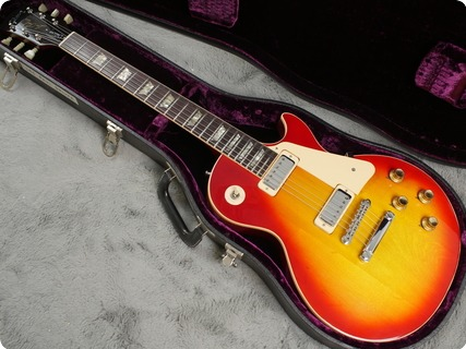 Gibson Les Paul Deluxe 1973 Sunburst