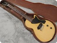 Gibson-Les Paul Junior-1956-TV Yellow