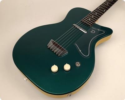 Danelectro U 1 1956 Emerald / Jade Green