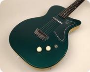 Danelectro U 1 1956 Emerald Jade Green