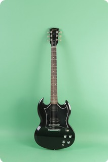 Gibson Sg Special 2001 Black