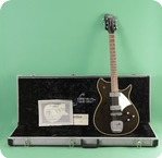 Fano Guitars Alt De Facto RB6 Thinline 2014 Silver Fox