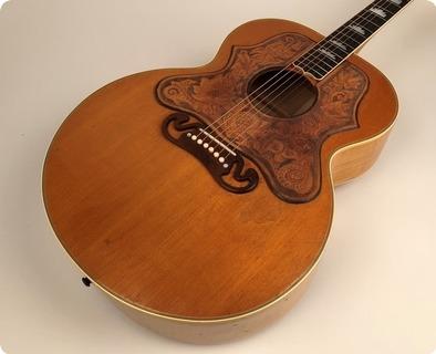Gibson J 200 1958 Natural