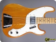Fender Telecaster II Bass 1973 Natural Ash