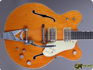 Gretsch 6120 Chet Atkins Dc 1964 Gretsch Orange