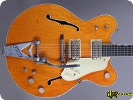 Gretsch-6120 Chet Atkins DC-1964-Gretsch Orange