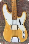 Fender-Telecaster Bass-1968-Olympic White