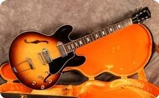 Gibson-ES330 TD-1963-Sunburst