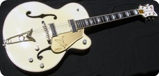 Gretsch White Falcon 6136 1956 White