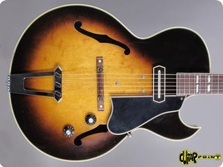Gibson Es 175 Cc 1981 Sunburst