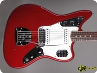 Fender-Jaguar-1966-Candy Apple Red