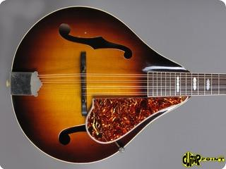 Gibson A 50 1939 Sunburst