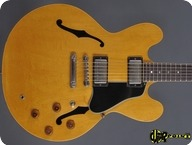 Gibson ES 335 DOT RI 1982 Natural Blonde