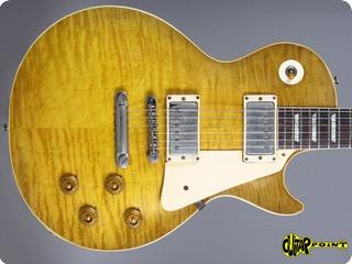 Gibson Les Paul Standard  Sunburst 1959 Faded Ice Tea Burst