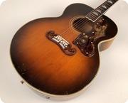Gibson SJ 200 1950 Sunburst