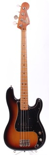 Greco Precision Bass (joe Queer) 1979 Sunburst