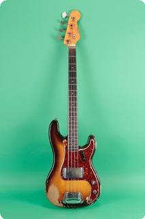Fender Precision Bass 1959 Sunburst
