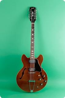 Gibson Es 335 Xii 1966 Sparkling Burgundy