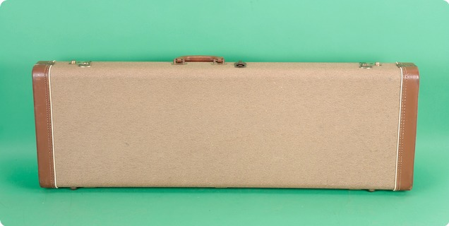 Fender Case For Telecaster, Stratocaster Or Esquire 1962 Brown