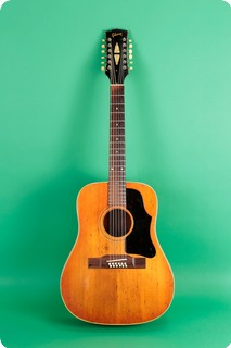 Gibson B 45 12 1965 Sunburst