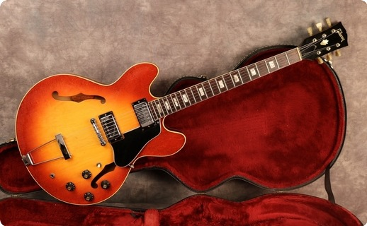 Gibson Es 335 Td 1970 Ice Tea Sunburst
