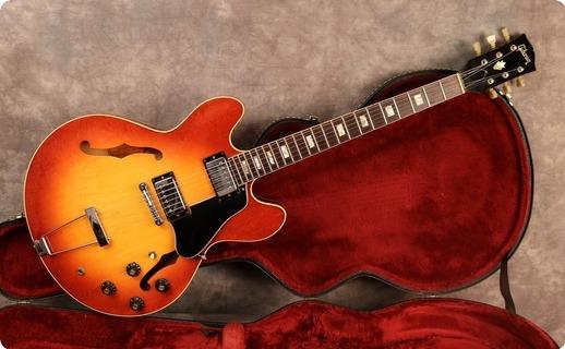Gibson Es 335 Td 1971 Ice Tea Sunburst