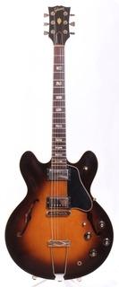 Gibson Es 335td 1981 Sunburst