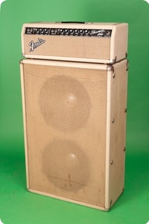 Fender Dual Showman 1964 Blonde