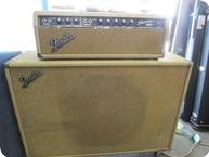 Fender Showman Amp 1963 Blonde