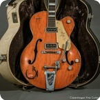 Gretsch 6120 1956 Orange