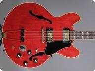 Gibson-ES 345 TDSV-1972-Cherry