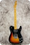 Fender-Telecaster Custom-2012-Sunburst