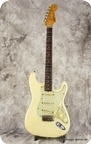 Fender-Stratocaster-1962-Olympic White Refinished