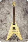 Gibson Flying V Custom Shop 1986 White